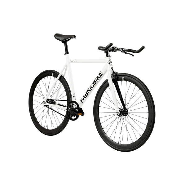 FabricBike Fixed Gear Bike Light - White-2619