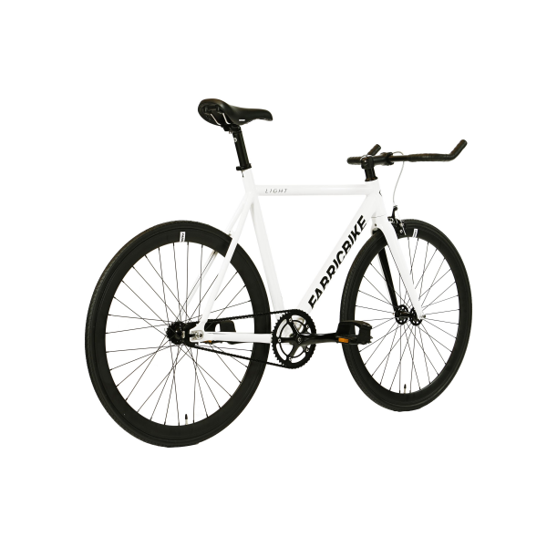 FabricBike Fixed Gear Bike Light - White-2620