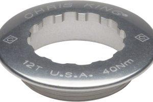Chris King Verschlussring Aluminum-0