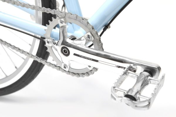 Finna Cycles Journey City Bike 3 Speed Sky Blue-3042