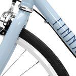 Finna Cycles Journey City Bike 3 Speed Sky Blue-3043