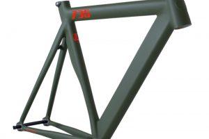 Leader 735 Frame + I806 Fork + Seatpost-3347