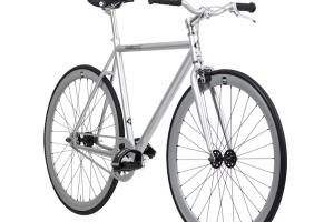 FabricBike Fixed Gear Bike - Gray-2793