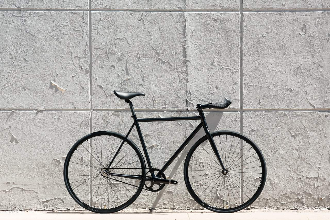 State Bicycle Fixed Gear / Single speed 4130 Matte black