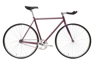 State Bicycle Fixie Fahrrad 4130 Core Line Nightshade Purple-0