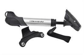 Trivio Telescope Presta/Schrader Mini Pumpe-0