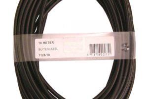 XLC Bremse Kabel auben 10M 5mm ZW1125-0