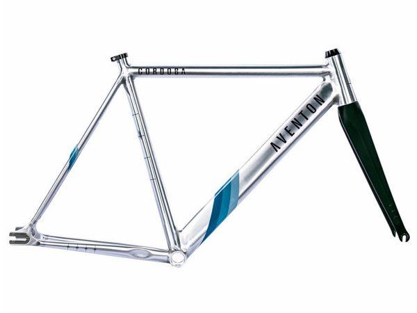Aventon Cordoba Limited Edition Frameset - Polished - 55CM-0