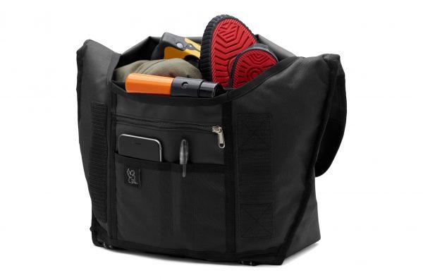 Chrome Industries Mini Metro Messenger Bag- Black/Black-5698
