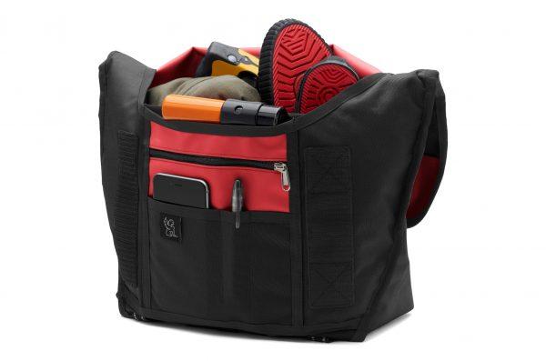 Chrome Industries Citizen Messenger Bag Red-7723