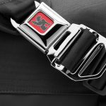 Chrome Industries Mini Metro Messenger Bag- Black/Black-5699