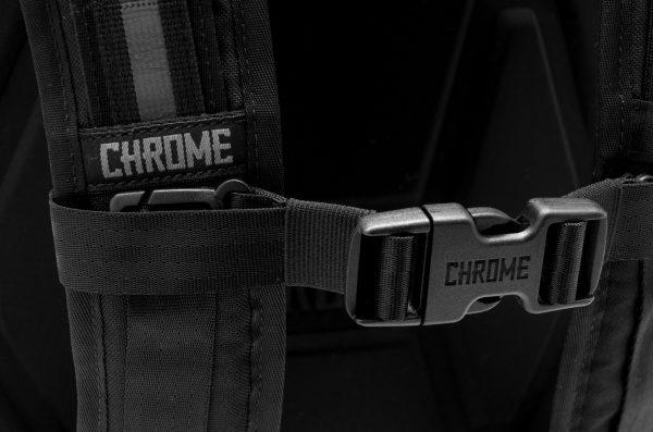 Chrome Industries Hondo Backpack - Brick/Black-5644