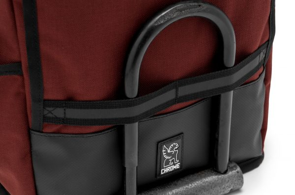 Chrome Industries Hondo Backpack - Brick/Black-5643