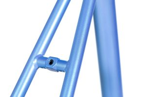 8bar Fhain Steel V1 Frameset-55.5 CM-blue-3382
