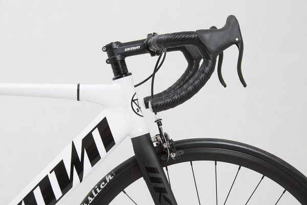 Unknown Bikes Fixed Gear Bike Singularity - White-3318