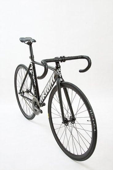 Unknown Bikes Fixed Gear Bike Singularity - Black-4122