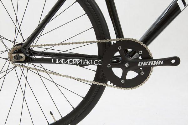 Unknown Bikes Fixed Gear Bike PS1 - Black-3278