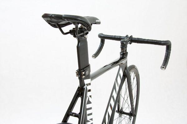 Unknown Bikes Fixed Gear Bike Singularity - Black-4124