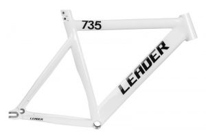 Leader 735 Frameset Gloss White-0