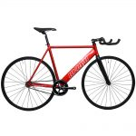 Unknown Fixed Gear Bike Paradigm Red-0