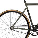 State Bicycle Co Fixed Gear Black Label v2 – Army Green-5937