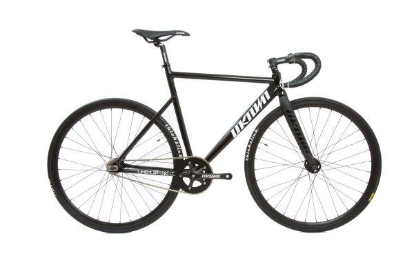 Unknown Bikes Fixed Gear Fahrrad PS1 - Schwarz-0