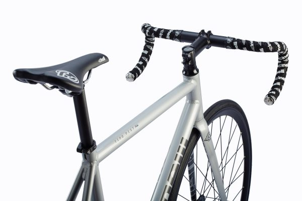 Cinelli Fixed Gear Bike Tipo Pista 2018 - Silver-6130