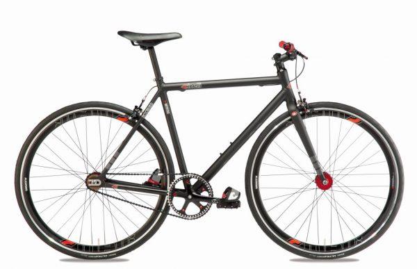Cinelli Fixed Gear Bike Bootleg Mystic -0