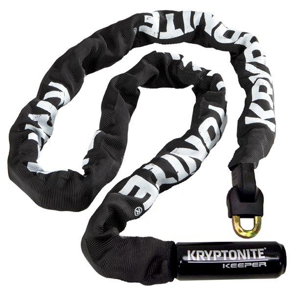 Kryptonite Keeper 712 Chain Lock -0