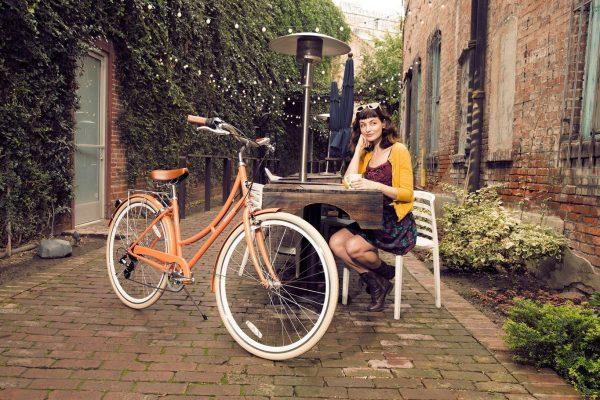 Pure Fix City Step Through Bike 3 speed Abbey-6366