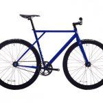 Poloandbike CMNDR Fixed Gear Bicycle K.S.K. Blue-0