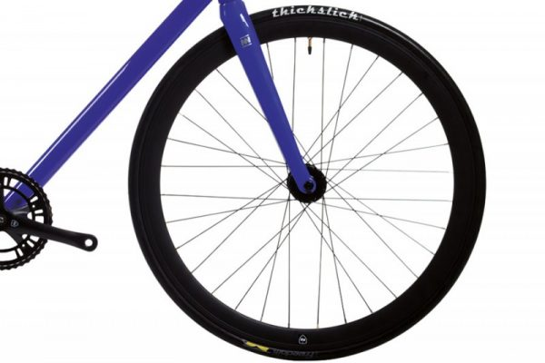 Poloandbike CMNDR Fixed Gear Bicycle K.S.K. Blue-6152