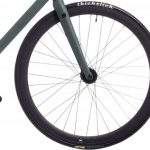 Poloandbike CMNDR Fixed Gear Bicycle G.S.G. Green-6161