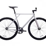 Poloandbike CMNDR Fixed Gear Bicycle S.S.G. White-0