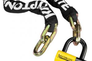 Kryptonite New York Fahgettaboudit Chain Lock-0