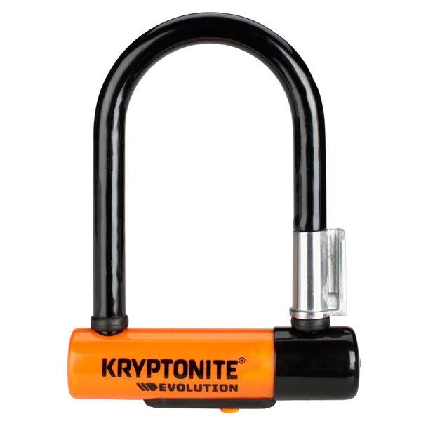 Kryptonite Evolution Mini 5 U Lock-0