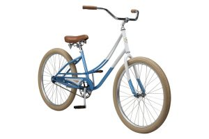 Pure Fix Step Through Beach Cruiser Bike Kusshi-6474