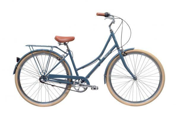 Pure Fix City Step Through Bike 3 speed Laurel-0