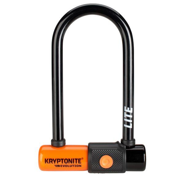 Kryptonite Evolution Lite Mini 6 U Lock-0