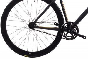 Poloandbike CMNDR Fixed Gear Bicycle S.A.S. Black-6155