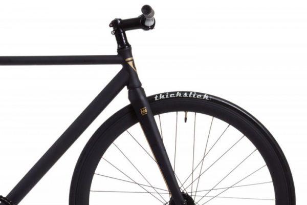 Poloandbike CMNDR Fixed Gear Bicycle S.A.S. Black-6158