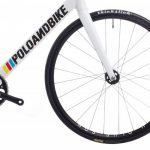 Poloandbike Williamsburg Fixed Gear Bicycle White-6165