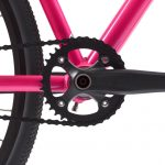 State Bicycle Co Thunderbird Singlespeed Cyclocross Bicycle Pink-6183