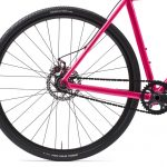 State Bicycle Co Thunderbird Singlespeed Cyclocross Bicycle Pink-6184