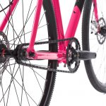 State Bicycle Co Thunderbird Singlespeed Cyclocross Bicycle Pink-6187