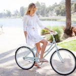 Pure Fix City Step Through Bike 3 speed Laurel-6360