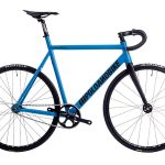 Poloandbike Williamsburg Fixie Fahrrad Blau-0