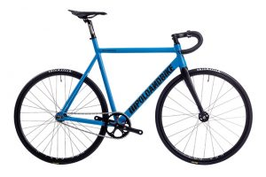 Poloandbike Williamsburg Fixie Fahrrad Blau-0
