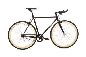 Quella Fixed Gear Faharrd Nero - Cream-0