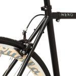 Quella Fixed Gear Bike Nero – Cream-6995